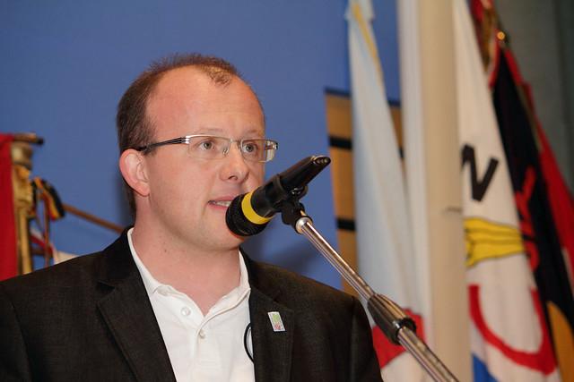 Minister van Cultuur overhandigt Unescocertificaat aan Leuvense Jaartallen