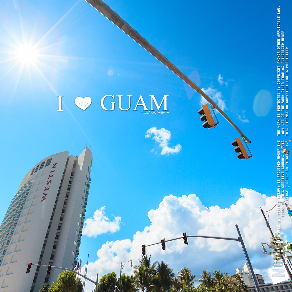 [風景]I love GUAM