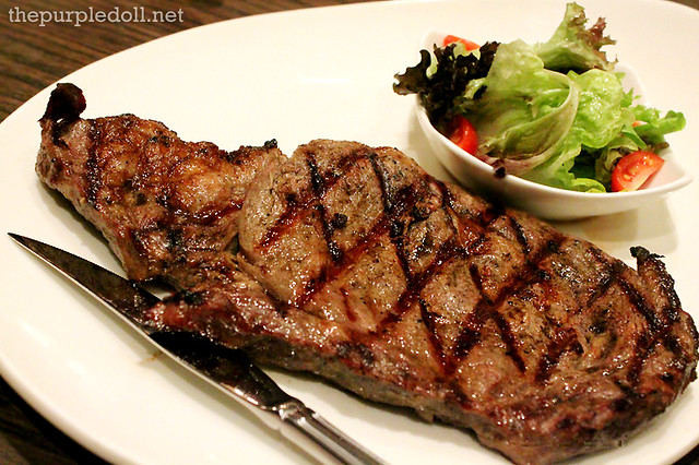 Rastelli's Pureland Black Angus Beef Steak