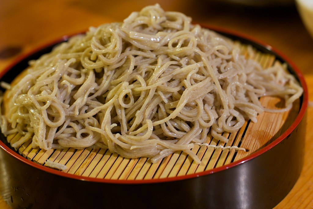 Handmade Soba Noodle by naan