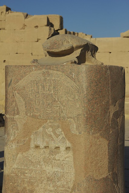 022 - Templo de Karnak