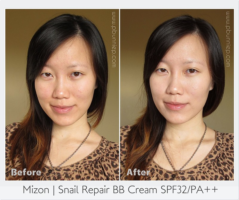 MIZON BB cream BA