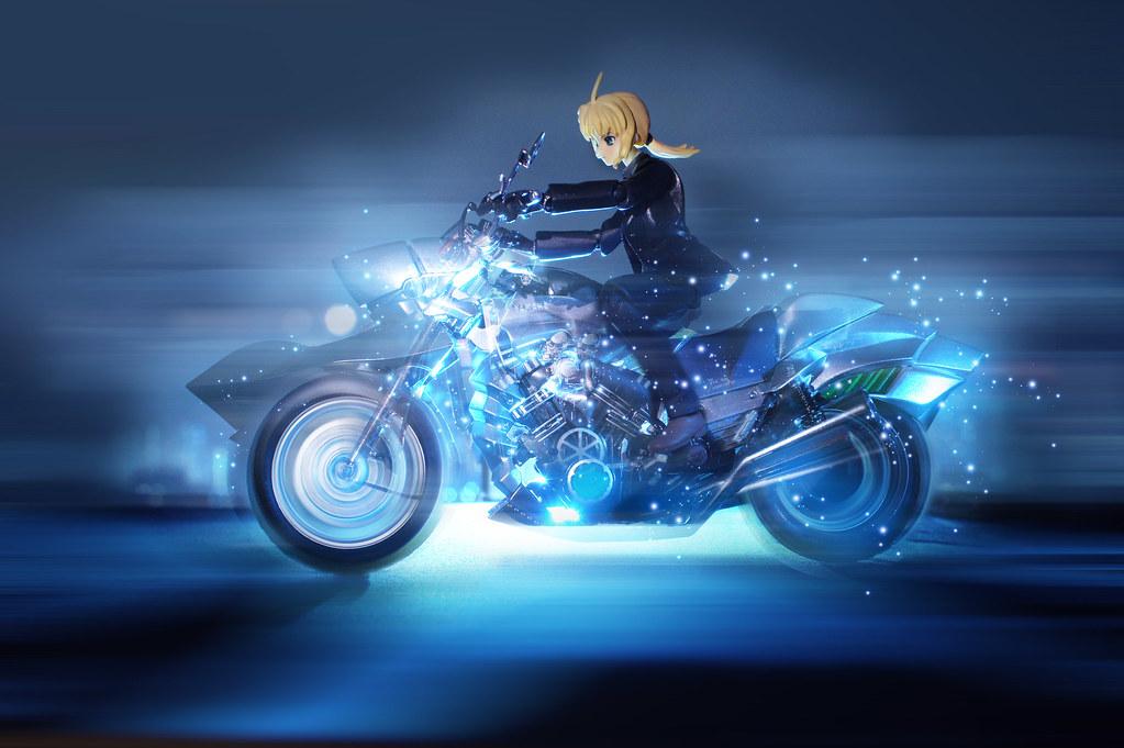 Saber Motored Cuirassier