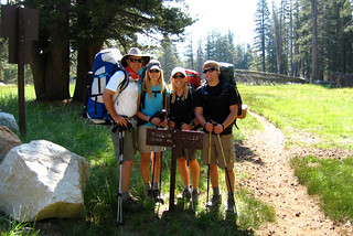 The John Muir Trail - July 26 - August 9 2008
