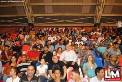 Domingo Baloncesto superior @ Poli Deportivo Moca