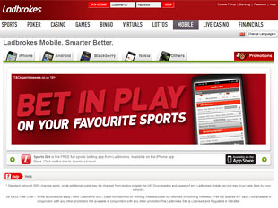 Ladbrokes Sports Mobile Betting