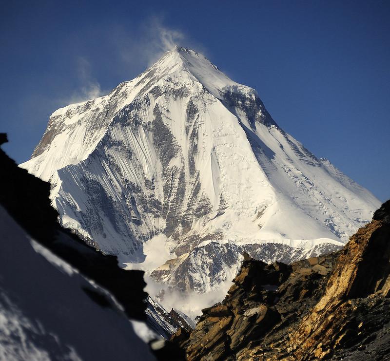 Dhaulagiri (8167 m), Nepal