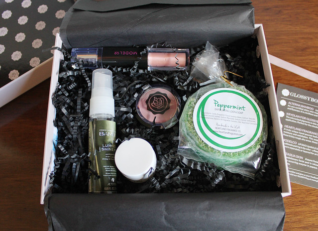 october glossybox 2
