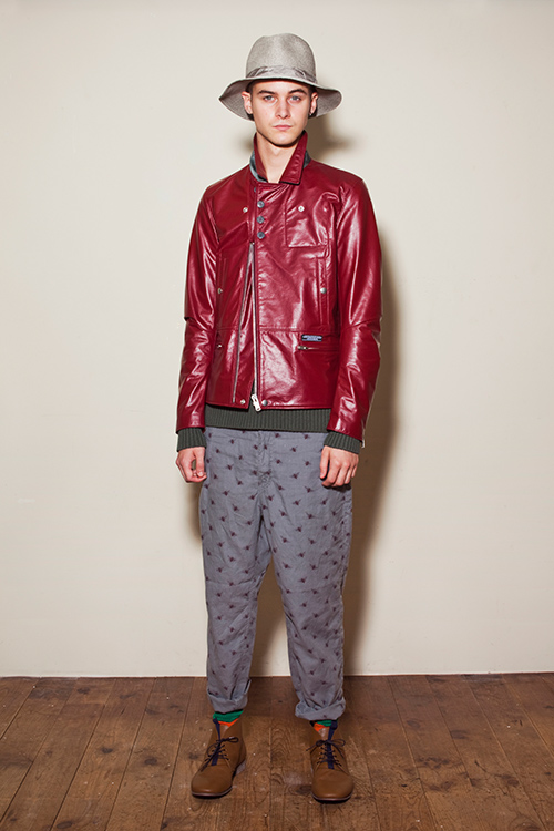 Joseph 0012_UNDERCOVERISM SS13 Lookbook(FASHION PRESS)