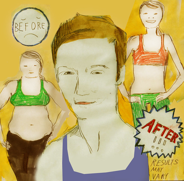 TONY HORTON illustration for NYLON magazine ROUGH