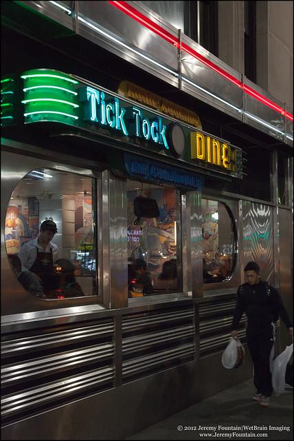 Tick Tock Diner NYC