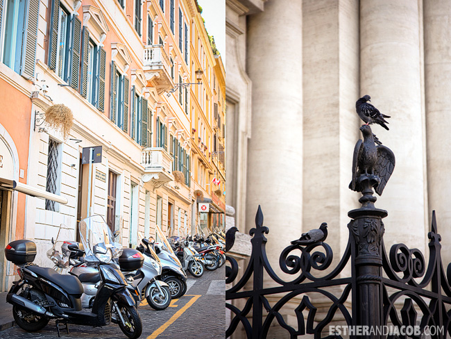 piazza navona when in Roma Day 1 | What to do and see in Rome in 48 hours | Travel Photography