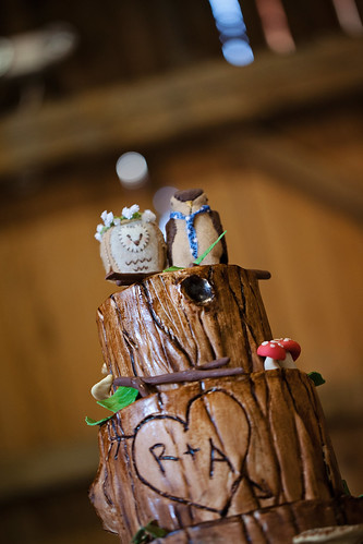 Our Woodland Cake by RachIgnatiev