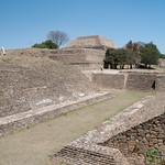 Monte Alban Ball Court - Oaxaca, Mexico