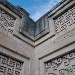 Detailed Designs at Mitla - Oaxaca, Mexico
