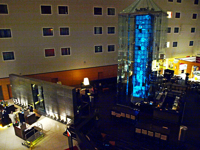 Radisson Blu Hotel, Stansted Airport, London