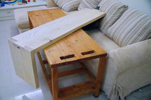 木工 板凳 20121116_12