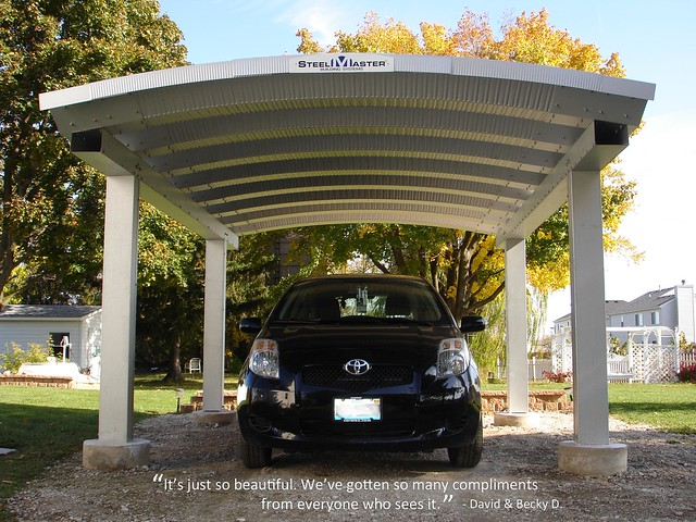 Steelmaster Steel Carport Flickr Photo Sharing