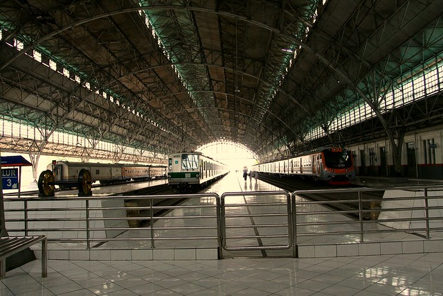 Tanjung Priok Station