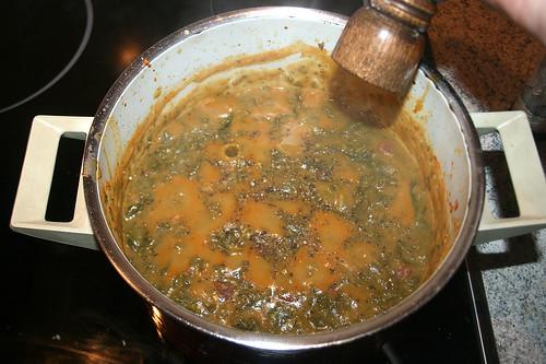 34 - Mit Pfeffer, Salz & Paprika abschmecken / Taste with pepper, salt & paprika
