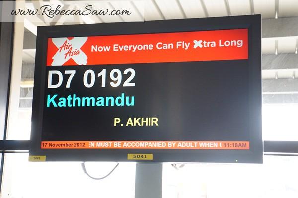 Kathmandu nepal - Air Asia X trip Rebecca Saw (4)