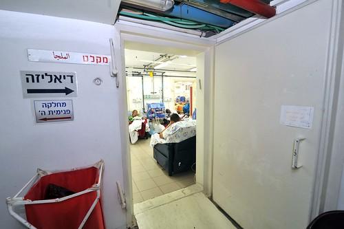Barzilai Hospital in Ashkelon