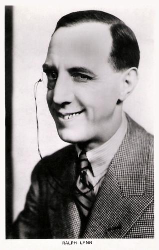 Ralph Lynn