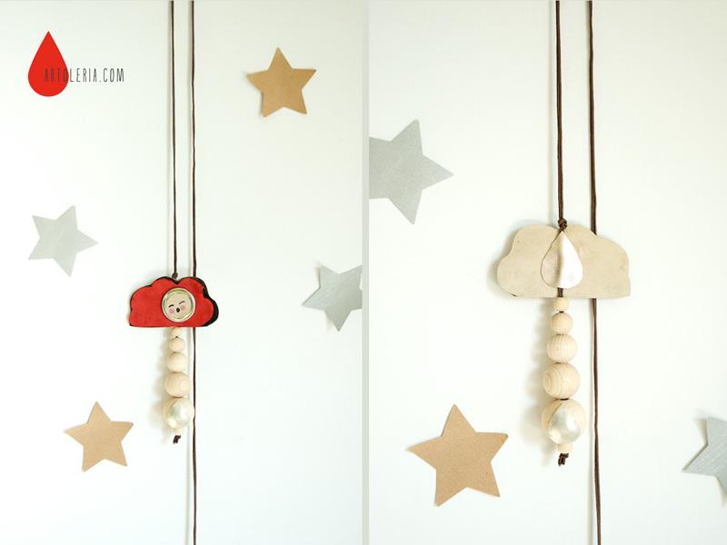 Goccia dei Sogni - decorazione da parete per la stanza dei bambini