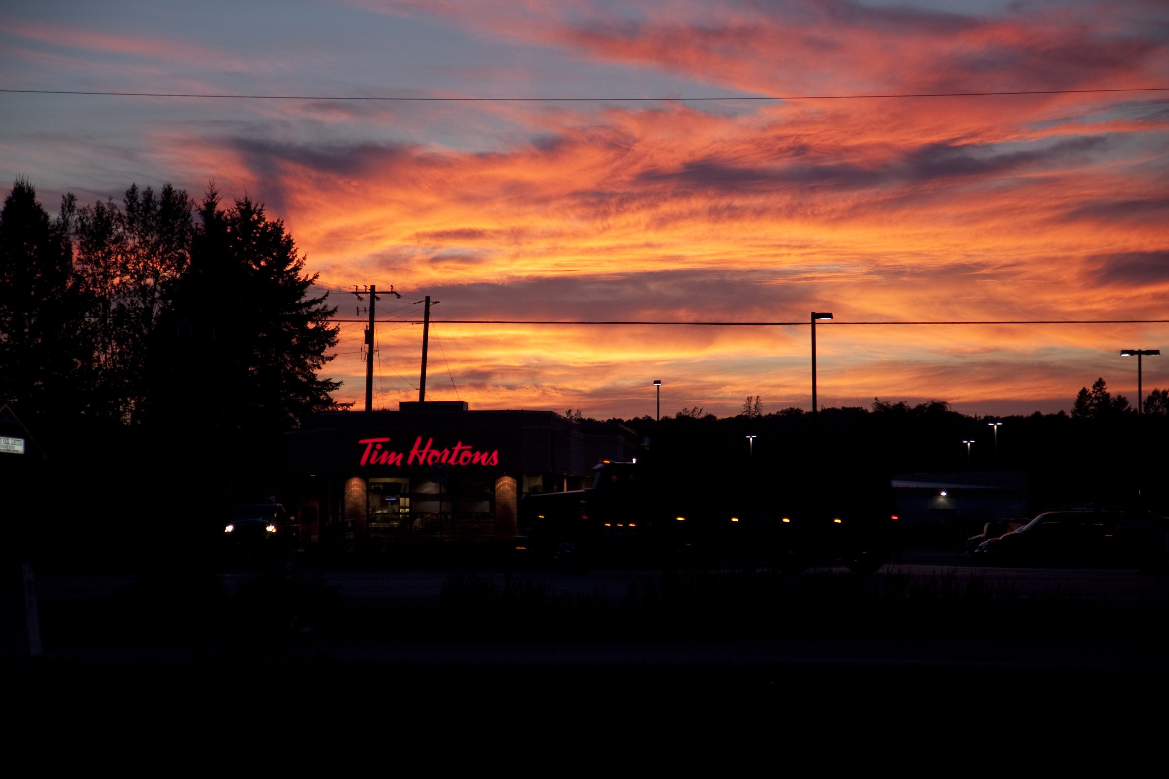 timmies sunset5