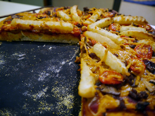 2012-11-17 - Bacon Cheeseburger Pizza - 0044