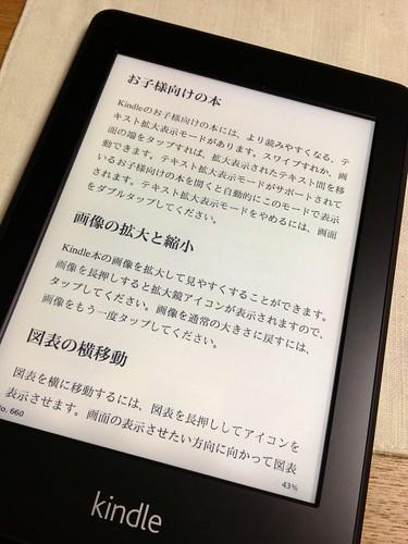 間違い探し(Kindleユーザーズガイド)