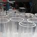 à la fabrique de bouteille en verre, Zhejiang
