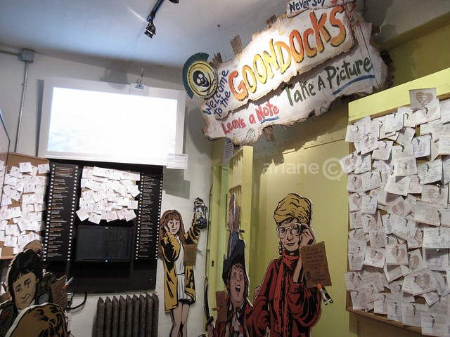 Astoria/Oregon Film Museum/Goonies