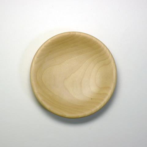 甲斐のぶお工房「木製デザート皿/タイプA」