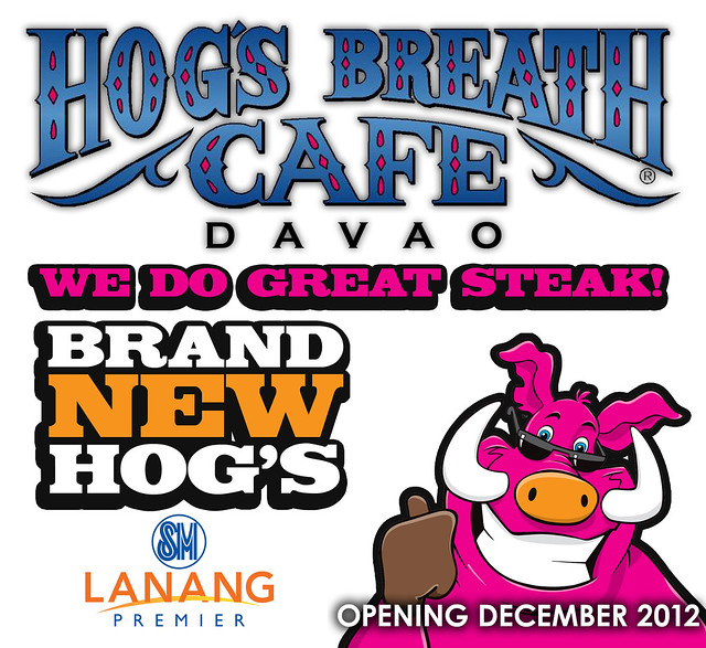 Hog's Breath Poster