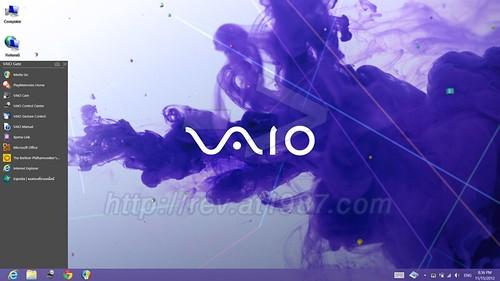Sony VAIO Duo 11 Software