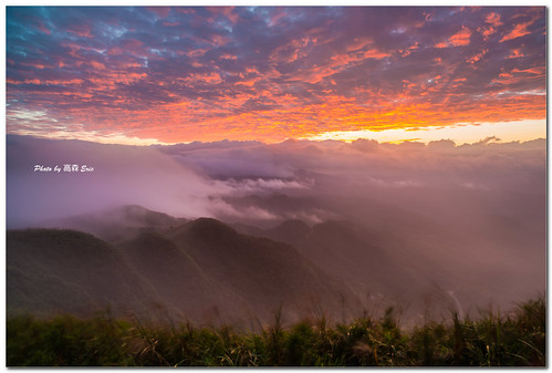 morning sky mountains fog clouds zeiss sunrise nikon 天空 d800 日出 zf 雲彩 霧 早晨 2128 五分山 山巒 taiwanprovince 台灣省 瑞芳區 新北市 newtaipeicity fifthmountain ruifangdistrict