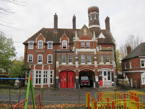 Woolwich Fire Station – London's oldest operational fire station