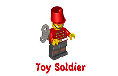 LEGO Minifigures Series 10 -  Toy Soldier