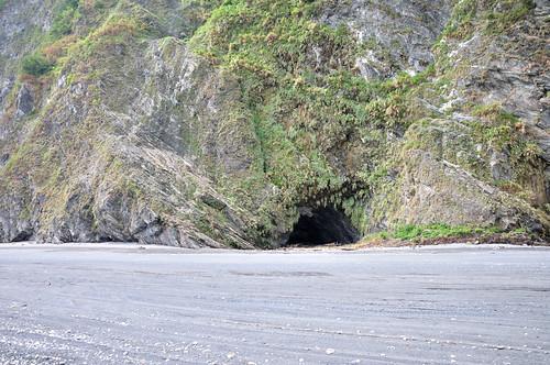 蘇花古道-海岸段-海蝕洞