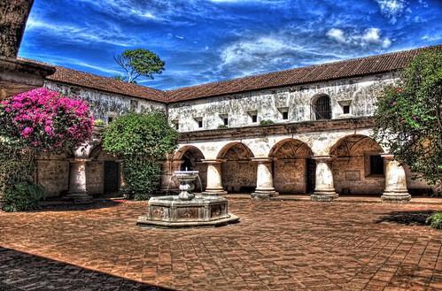La Antigua GCA   Convento Las Cpucinas 01