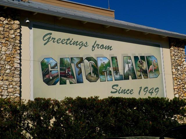Gatorland, Orlando - Flickr CC rusty_clark