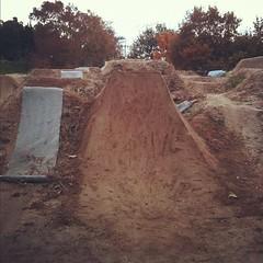 after! #bmx #trails #dig
