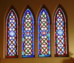 Uniting Church Windows.