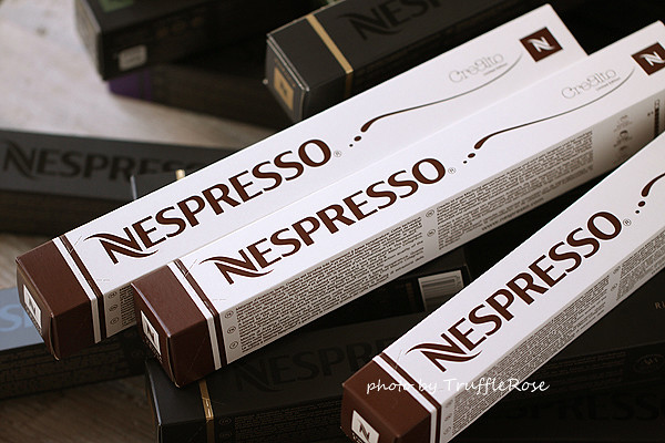 Nespresso Crealto Limited Edition 2012。限定品-121128
