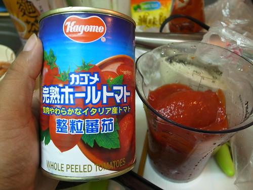 kagome可果美番茄罐頭
