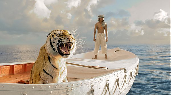 Suraj Sharma shares an amazing experience/story with a Bengal tiger in LIFE OF PI.