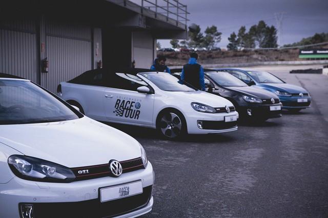 Volkswagen Race Tour 2012