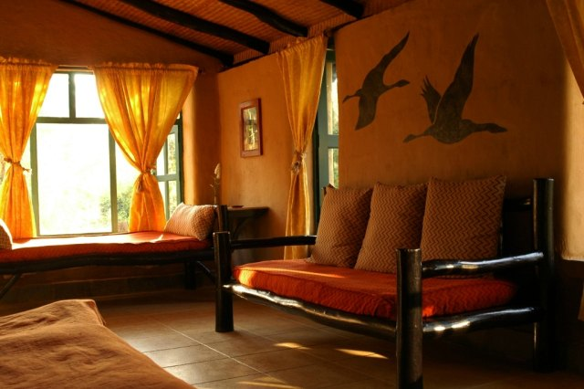 corbett national park resorts - camp forktail creek