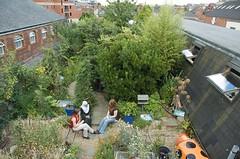 london forest garden